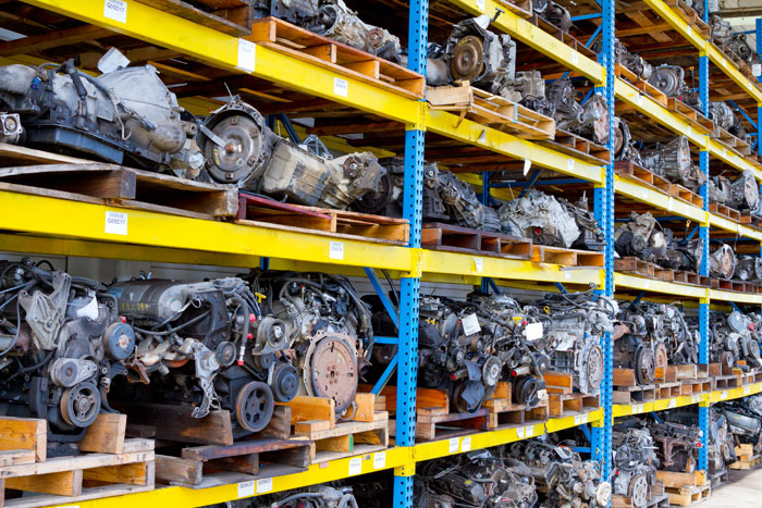 Highest quality and selection of Chrysler Jeep parts on the market