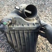 Jeep Cherokee 2.8 Crd Air box Complete With Airflow Metre And Sensors 1