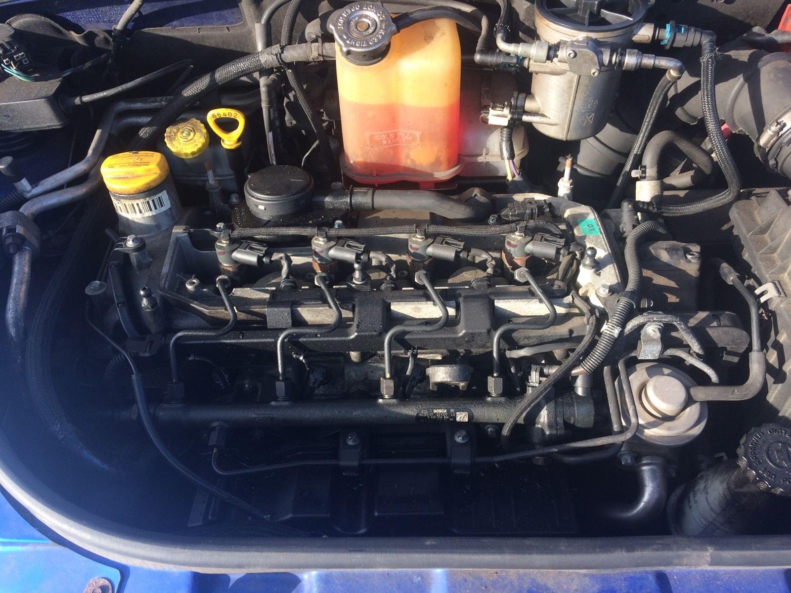 Chrysler Pt Cruiser 2.2crd Diesel Engine With 90 Days ...