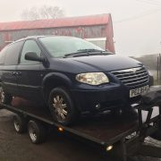 01-06 Chrysler Voyager 2.5 Manual Gearbox / 90 Days Warranty 1