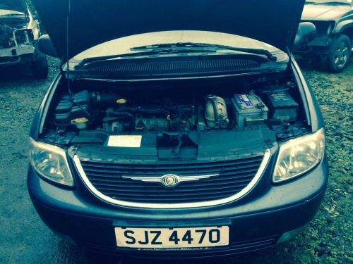 Grand Voyager 2.8 Crd Alternator / All Parts Available 6