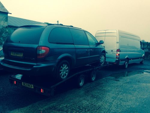 Grand Voyager 2.8 Crd Alternator / All Parts Available 5