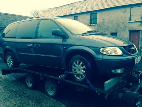 2001/2007 Grand Voyager 2.5 Crd / Breaking All Parts / Fuel Injector 4