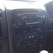 Jeep Grand Cherokee 2.7 Crd / Breaking / Drivers Door Handle 6