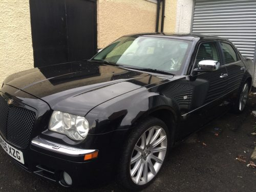 3.0 Crd Engine Chrysler 300c / Faulty / Water Damaged / 1