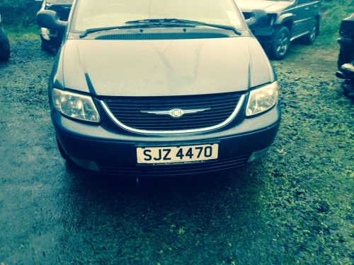 Grand Voyager 2.8 Crd Alternator / All Parts Available 4