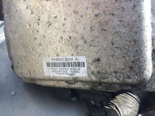 Chrysler 300c 5.7 Hemi Front Control Module 1