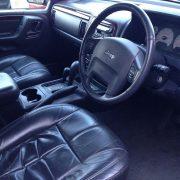 Jeep Grand Cherokee 2.7 Crd / Breaking / Drivers Door Handle 10