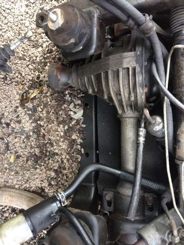 Jeep Cherokee 2.8crd Front Differential 2