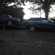 2005-2010 Jeep Grand Cherokee 3.0 Crd BREAKING / Bonnet 1